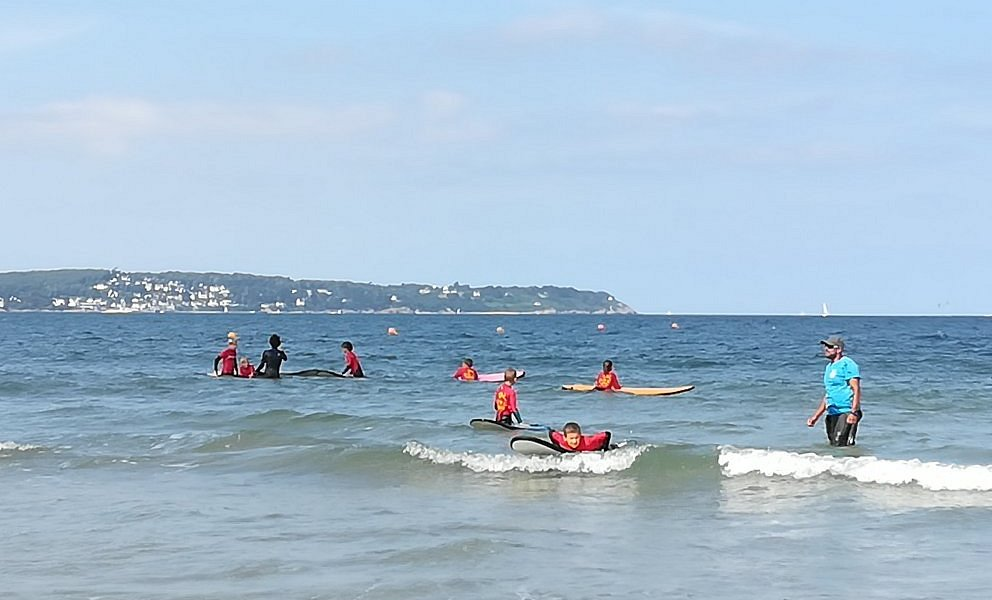Penn Ar Surf School
