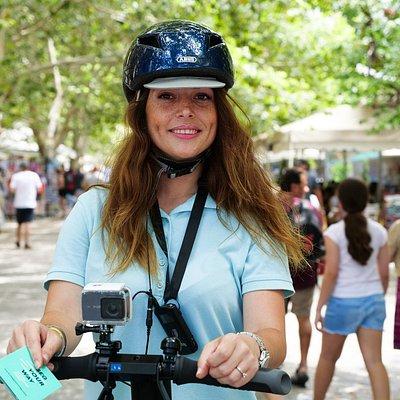 I am Joanna fro Segyouway Athens