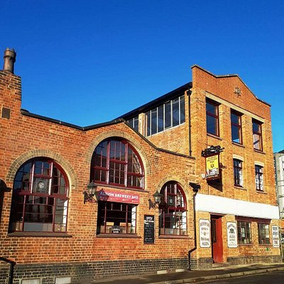 Albion Brewery Bar