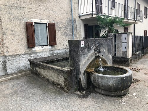 La fontana del Bostano