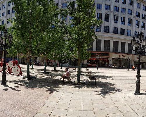 Changde Pedestrian Street Mall