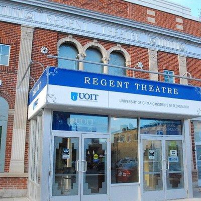 Regent Theatre Exterior