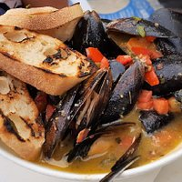 Special appetizer – mussels