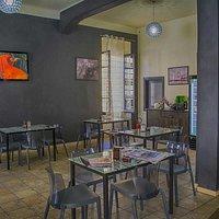 Coffee square calangianus interno