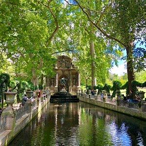 Medici Fountain 1
