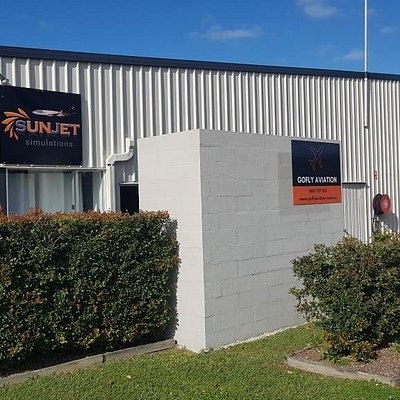 Located with GoFly Aviation