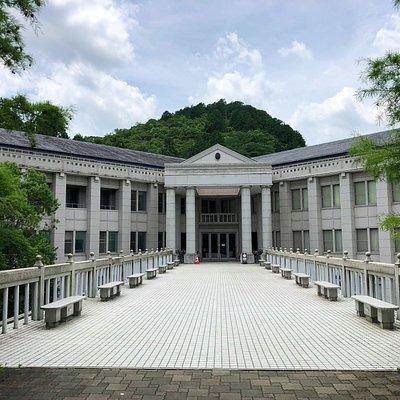 Saionji Memorial Hall at Ritsumeikan Univ (立命館大学・西園寺記念館)