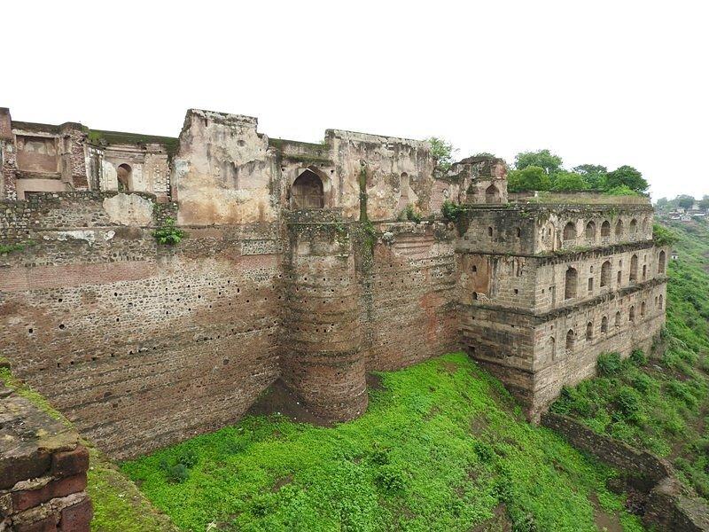Shahi qila, Burhanpur