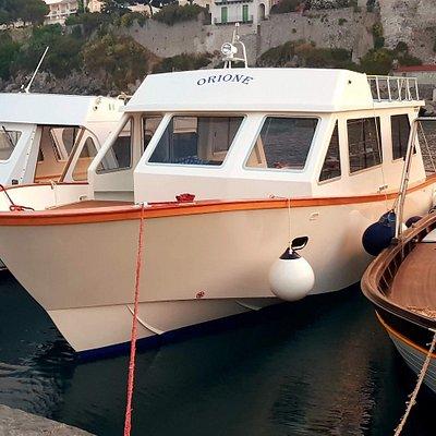 Gruppo Orione  Boat Tours