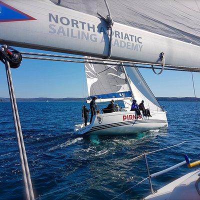 North Adriatic Sailing Academy - Piran Bay