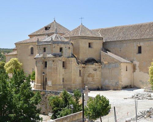 Chiesa del Cármen. Panoramica dell' esterno.