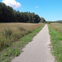 Ścieżka rowerowa Swarzewo - Krokowa