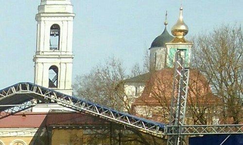 Храм Рождества Христова в Волоколамске.