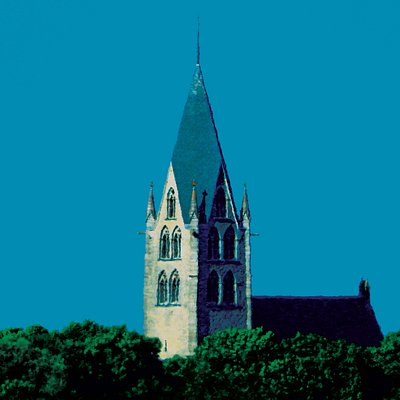 Dalhem Church Gotland Sweden 20180613