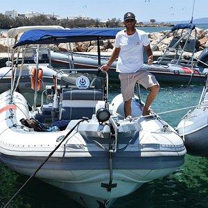 Paros SeaKings RIB Rides and adventures!!