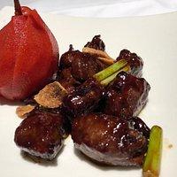 Super yummy Chinese delight  好滋味!黑松露炸蝦和鴨肉炒飯!真的太好吃😋萬豪軒中餐料理餐廳!