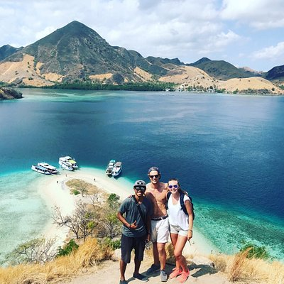 Our trip to Kelor Island and Kalong Island in Labuan Bajo