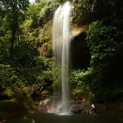 Cascada La Sierpe
