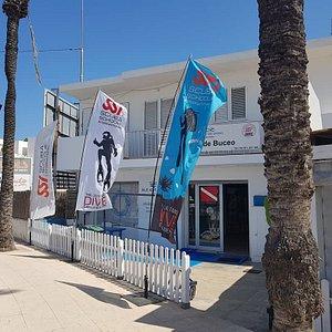 Diving base Formentera Blue Adventure
