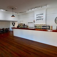 gooree cellar + pantry
