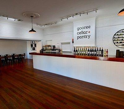 gooree cellar + pantry