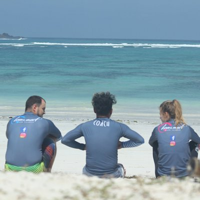 Venue analysis , get to know the condition before you go to your surf class...as we know that ou