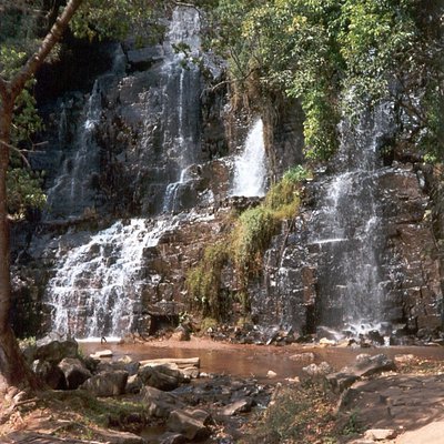 Chutes de Karera en 1993