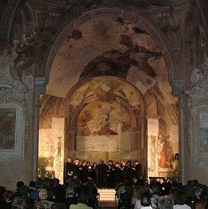 Monastero di Santa Maria della Misericordia - Concerto Corale del Coro San Biagio - Monza