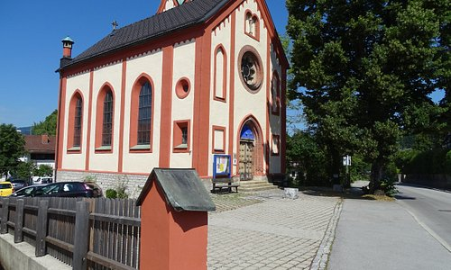 Evang.-Luth. Christuskirche Tegernsee
