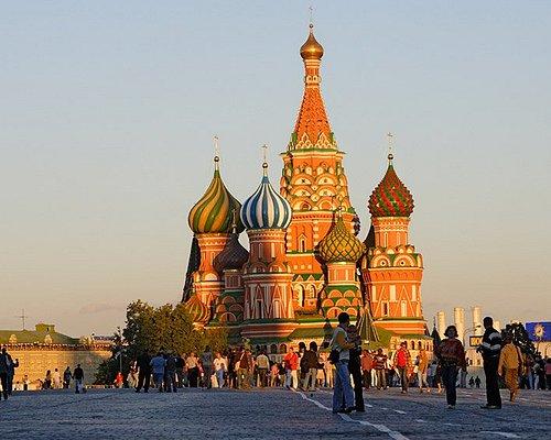 La plaza roja y San Basilio, imperdibles en tu visita a Moscú