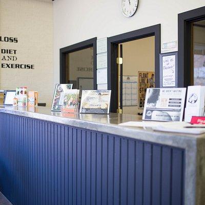 Information center