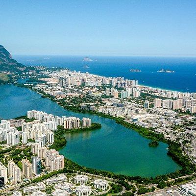 Voos Panoramicos in Rio - Barra da Tijuca