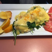 Florentine Benedict with home made Hollandaise