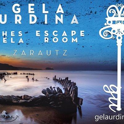 Gela Urdina (La habitación azul) es el primer Escape Room de Zarautz