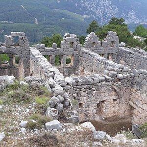 Arykanda Antik Kenti, 12.06.2018, Arif, Finike,Antalya, Türkiye