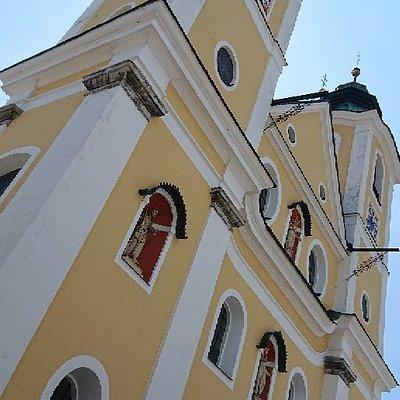 St. Johann im Tirol - Dekanatspfarrkirche