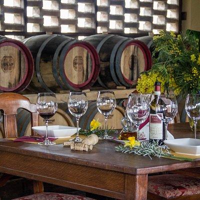 Wine Tasting in Vinsantaia