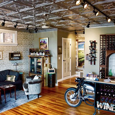 Our beautiful tasting room in Jerome!