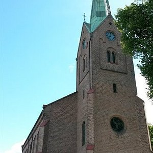 Tangen Church