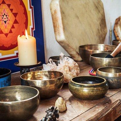La experienciacon instrumentos vibracionales es única para la mente, el cuerpo y el alma