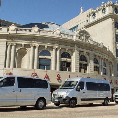 Flota Survans, Sofitel Casino Carrasco