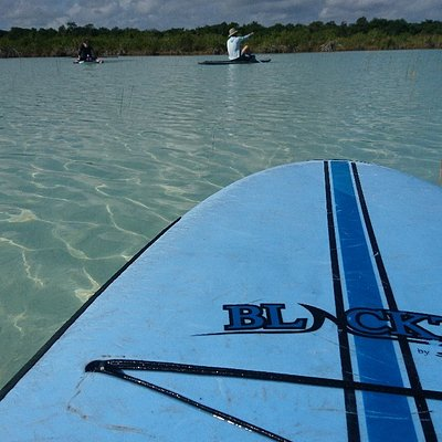 Paddle Bacalar