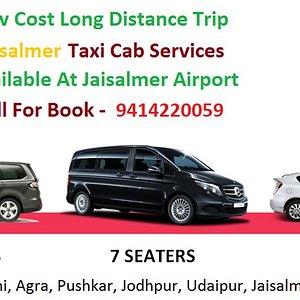 Jaisalmer Airport Taxi Service