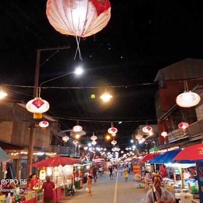 ตลาดจีนโบราณชากแง้ว