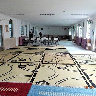 Mesquita da Luz (Mesjid el Nur ) from inside
