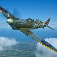 Our Two Seater Spitfire MJ627