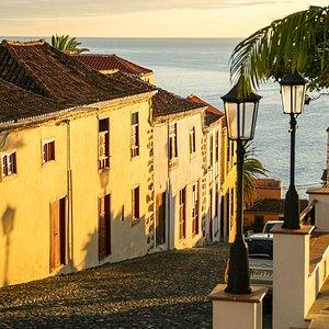 Villa de San Andrés. Esta pequeña villa de principios del siglo XVI cuenta con arquitectura cana