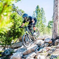 Downhill trails for every skill level