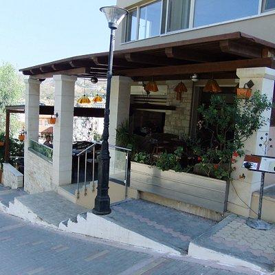 Nefeli Longe Cafe