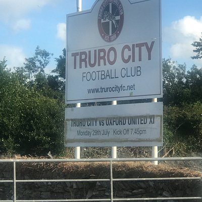 Treyew Road Football Ground